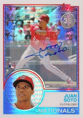Juan Soto Rookie Cards Checklist and Top Prospect Cards 6