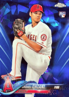 Shohei Ohtani Rookie Cards Checklist and Gallery 33