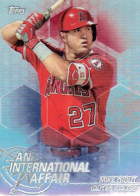 2018 Topps Chrome Update Series Baseball Cards 24