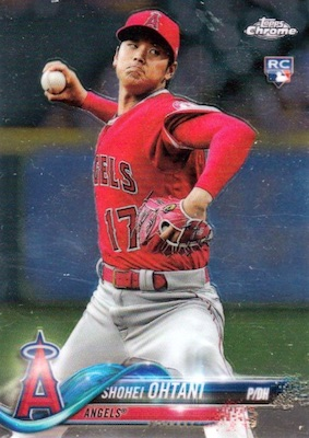 2018 Topps Chrome Update Series Baseball Cards 4