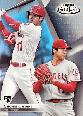 Shohei Ohtani Rookie Cards Checklist and Gallery 54