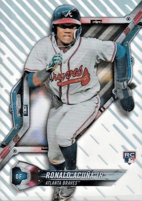 Ronald Acuna Jr. Rookie Cards Checklist and Gallery 40
