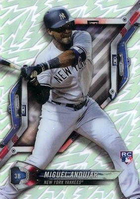 2018 Topps High Tek Baseball Cards 29