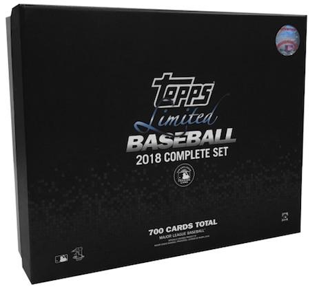 2018 Topps Baseball Complete Factory Set Breakdown 10