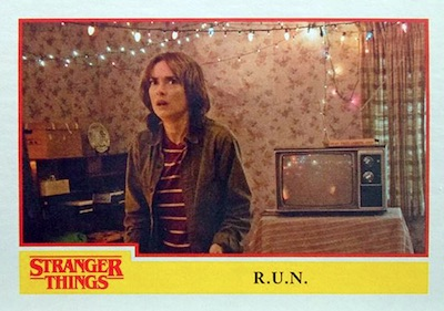 2018 Topps Stranger Things Season 1 Trading Cards 3