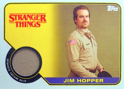 2018 Topps Stranger Things Season 1 Trading Cards 27