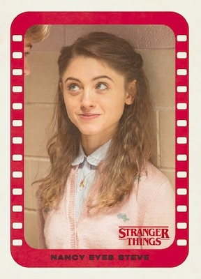 2018 Topps Stranger Things Season 1 Trading Cards 4