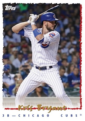 2018 Topps Throwback Thursday Baseball Cards 37