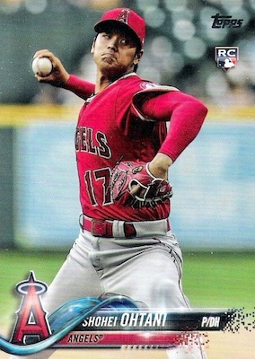 Shohei Ohtani Rookie Cards Checklist and Gallery 34