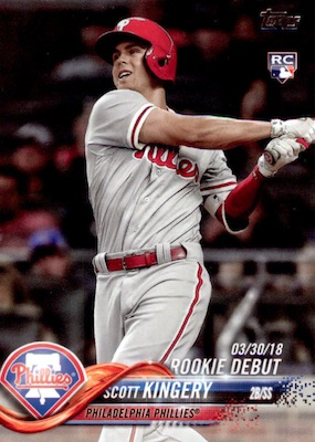 2018 Topps Update Series Baseball Variations Guide 20
