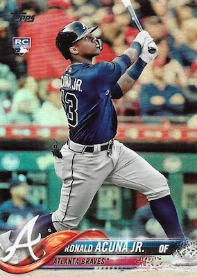 Ronald Acuna Jr. Rookie Cards Checklist and Gallery 19