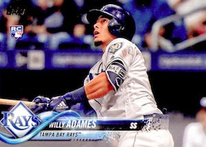 2018 Topps Update Series Baseball Variations Guide 135