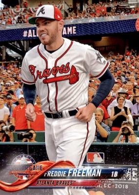 2018 Topps Update Series Baseball Variations Guide 40