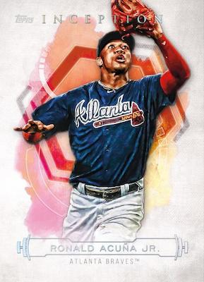 2019 Topps Inception Baseball Cards 3