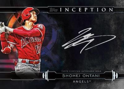 2019 Topps Inception Baseball Cards 6