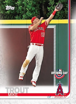 2019 Topps Opening Day Baseball Cards 3