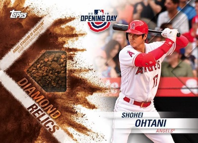 2019 Topps Opening Day Baseball Cards 7