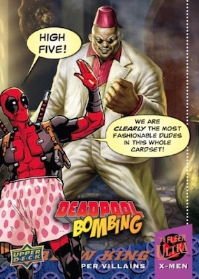 2019 Upper Deck Deadpool