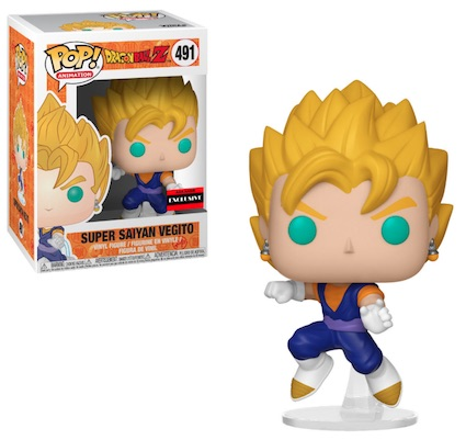Ultimate Funko Pop Dragon Ball Z Figures Checklist and Gallery 64