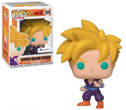 Ultimate Funko Pop Dragon Ball Z Figures Checklist and Gallery 66