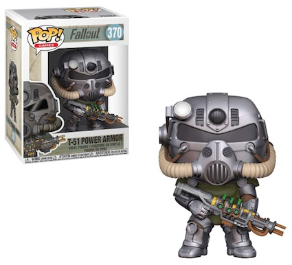 Ultimate Funko Pop Fallout Figures Checklist and Gallery 36