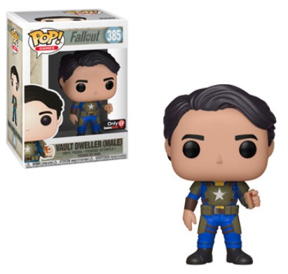 Ultimate Funko Pop Fallout Figures Checklist and Gallery 44