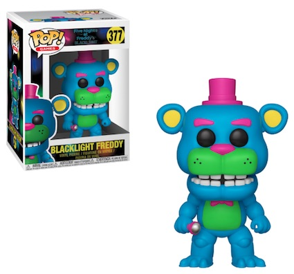 Ultimate Funko Pop Five Nights at Freddy's Figures Checklist and Gallery 50