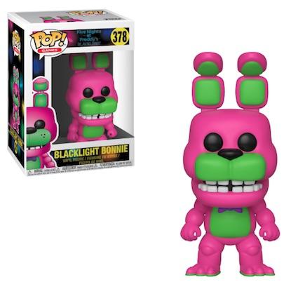 Jack-O-Bonnie Glow Exclusive Pop Five Nights at Freddy/'s