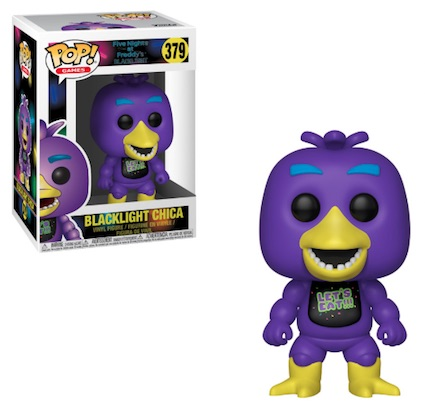 Ultimate Funko Pop Five Nights at Freddy's Figures Checklist and Gallery 52