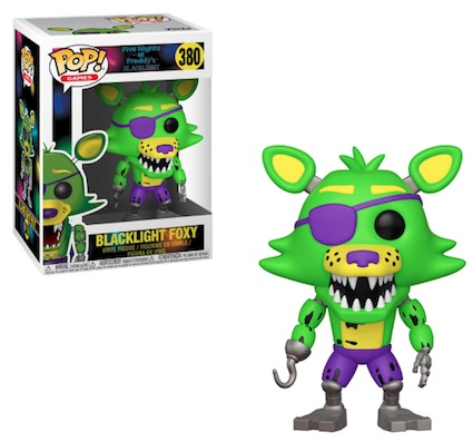 Ultimate Funko Pop Five Nights at Freddy's Figures Checklist and Gallery 53