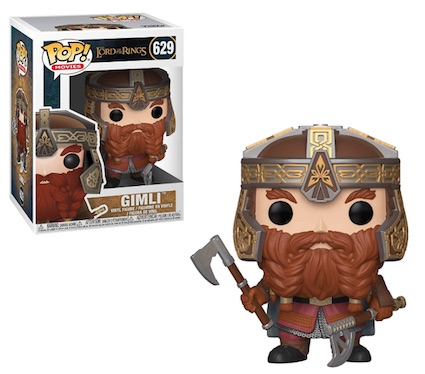 Ultimate Funko Pop Lord of the Rings Figures Gallery and Checklist 23