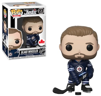 Ultimate Funko Pop NHL Hockey Figures Checklist and Gallery 36