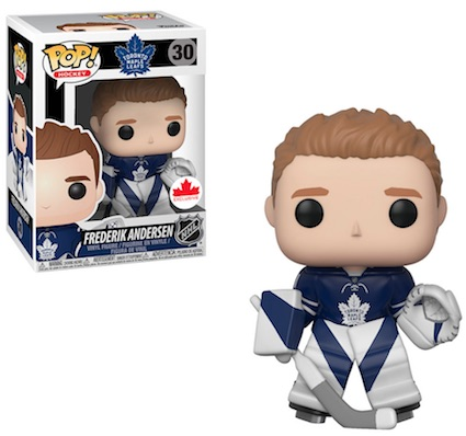Ultimate Funko Pop NHL Hockey Figures Checklist and Gallery 39