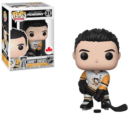 Ultimate Funko Pop NHL Hockey Figures Checklist and Gallery 40