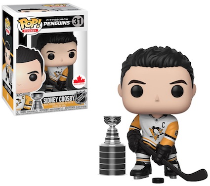 Ultimate Funko Pop NHL Hockey Figures Checklist and Gallery 41