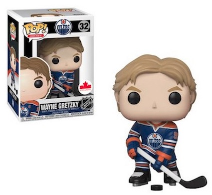 Ultimate Funko Pop Wayne Gretzky Figures Gallery and Checklist 1