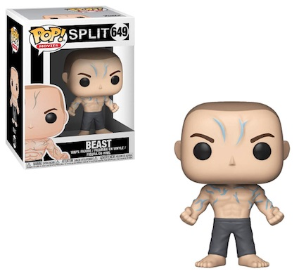 Funko Pop Split Vinyl Figures 3