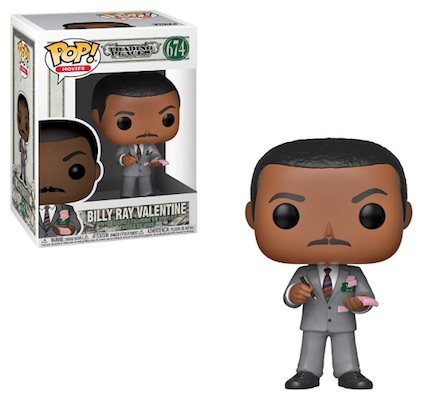 Funko Pop Trading Places Vinyl Figures 2