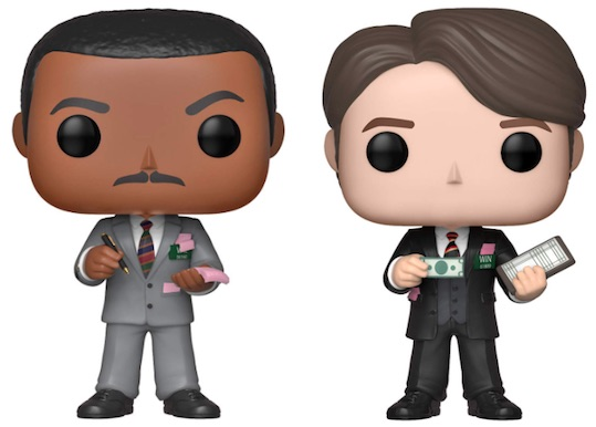 Funko Pop Trading Places Vinyl Figures 1