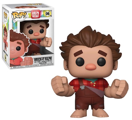 Funko Pop Wreck-It Ralph Figures Checklist and Gallery 8
