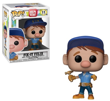 Funko Pop Wreck-It Ralph Figures Checklist and Gallery 14