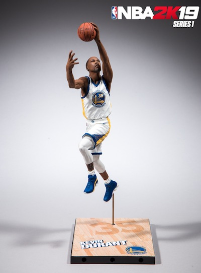 2018-19 McFarlane NBA 2K19 Basketball Figures 5