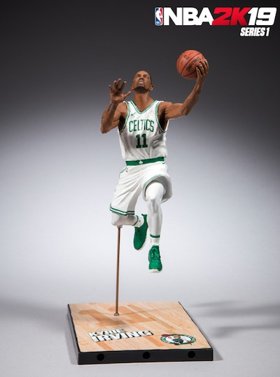 2018-19 McFarlane NBA 2K19 Basketball Figures 7