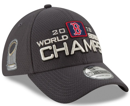 2018 Boston Red Sox World Series Champions Memorabilia Guide 1