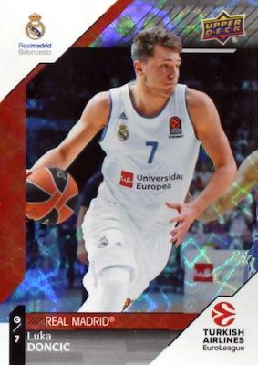 2017-18 Upper Deck Euroleague Basketball Cards 22