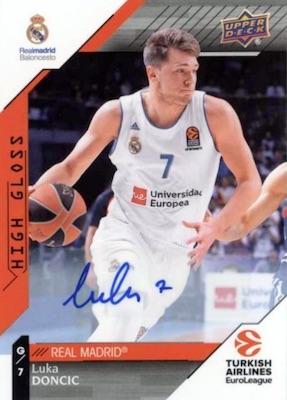 2017-18 Upper Deck Euroleague Basketball Cards 2