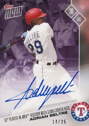 Top 10 Adrian Beltre Baseball Cards 6