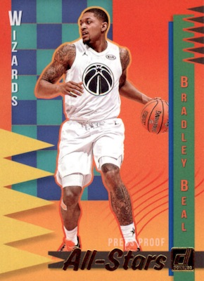 2018-19 Donruss Basketball Cards 33