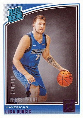 2018 19 Donruss Basketball Cards