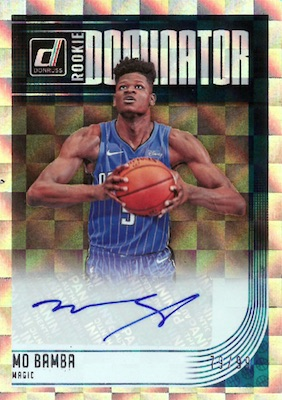 2018-19 Donruss Basketball